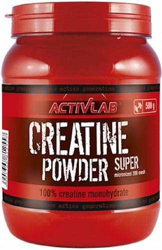 Activlab Creatine Powder 500