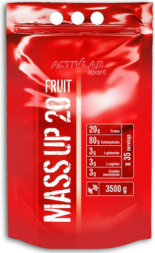 Activlab Mass Up 20 Fruit