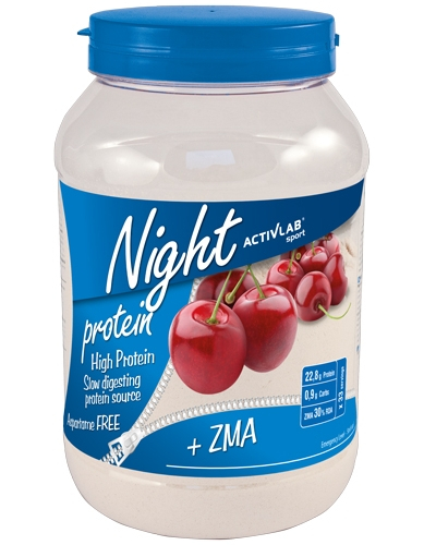 Activlab Night Protein + ZMA