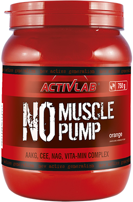 Activlab NO Muscle Pump