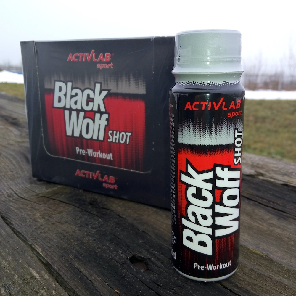 Activlab Black Wolf Shot